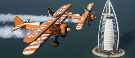 Taking Breitling photo distribution to new heights