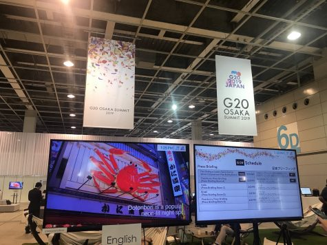 Highlighting Osaka and Kansai prior to the G20 Osaka Summit